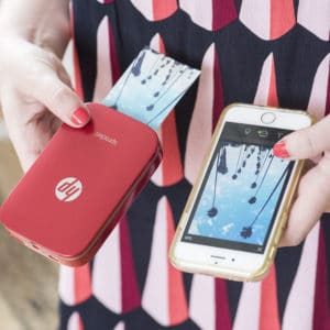 Partnerschaftsfotos mit HP-Sprocket